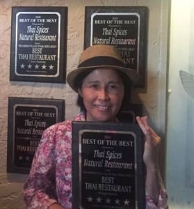 Best Sedona Restaurants Award to Thai Spices for 15th Year