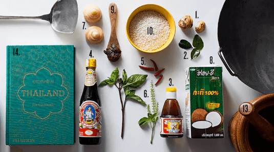 Thai Cuisine Essentials