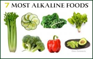 7-alkaline-foods